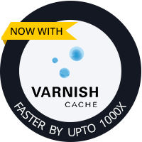 varnish cache badge